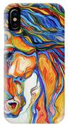 Stallion Southwest By M Baldwin IPhone Case