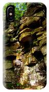 Stand In Amazement IPhone Case