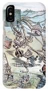 Standard Oil Cartoon IPhone Case