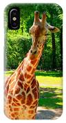 Standing Above The Rest IPhone Case