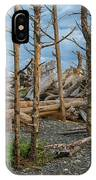 Standing Driftwood IPhone Case