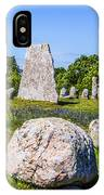Standing Stones IPhone Case