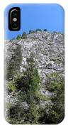 Standing Tall - The Bicaz Gorge IPhone Case