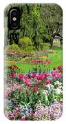 Stanley Park Garden IPhone Case