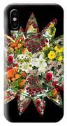 Star Flower Bouquet Creation By Navinjoshi At Fineartamerica.om Graphics Art   Elegant Interior Deco IPhone Case