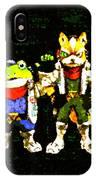 Star Fox Zero IPhone Case