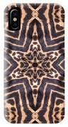 Star Of Cheetah IPhone Case
