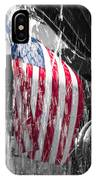 Star Spangled Splash  IPhone Case