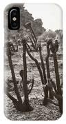 Star Trek Joshua Trees IPhone Case