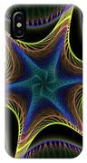Star Twist Spiral IPhone Case