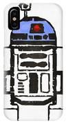 Star Wars R2d2 Droid Robot IPhone Case