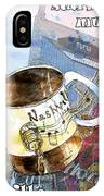 Starbucks Mug Nashville IPhone Case