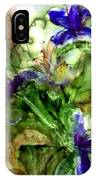Starflower IPhone Case