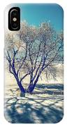 Stark Shadows IPhone Case