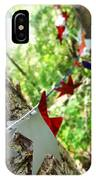 Stars Around Tree 2 IPhone Case