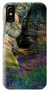 Starved Rock No 2 IPhone Case