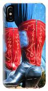 State Fair Of Texas Icons IPhone Case