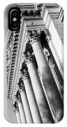 Stately Colonnade IPhone Case