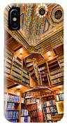 Stately Library IPhone Case