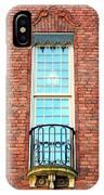 Stadshuset Window IPhone Case