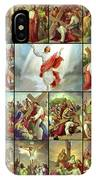 Stations Of The Cross IPhone Case