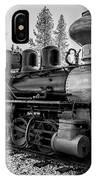 Steam Locomotive 5 IPhone Case