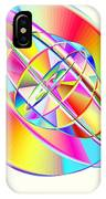 Steampunk Gyroscopic Rainbow IPhone Case