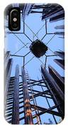 Steel And Sky IPhone Case