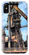 Steel Stacks Bethlehem Pa. IPhone Case