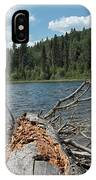 Steepbanks Lake The Fallen IPhone Case