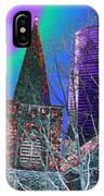 Steeple And Columbia IPhone Case