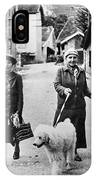 Stein And Toklas, 1944 IPhone Case