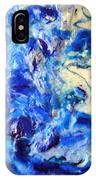 Stellar Blue Tides IPhone Case
