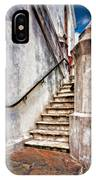 Step On Up IPhone Case