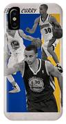 Stephen Curry Golden State Warriors IPhone X Case