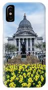 Steps In Bloom IPhone Case