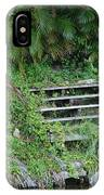 Steps In The Grass IPhone Case