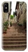 Steps To The Sky IPhone Case