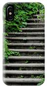 Steps With Ivy IPhone Case