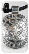 Sterling Silver Viking Celtic Cross IPhone Case
