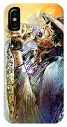 Steven Tyler 01  Aerosmith IPhone Case