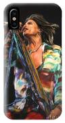 Steven Tyler 01 IPhone Case