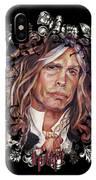Steven Tyler Aerosmith IPhone Case