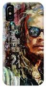 Steven Tyler Tribute IPhone Case