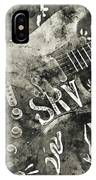 Stevie Ray Vaughan - 03 IPhone Case