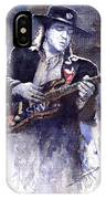 Stevie Ray Vaughan 1 IPhone Case