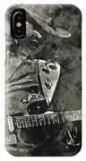 Stevie Ray Vaughan - 13  IPhone Case