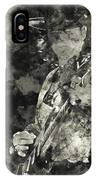 Stevie Ray Vaughan - 15 IPhone Case