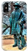 Stevie Ray Vaughan Vibrant Colors IPhone Case