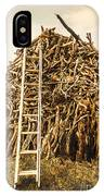 Sticks And Ladders IPhone Case